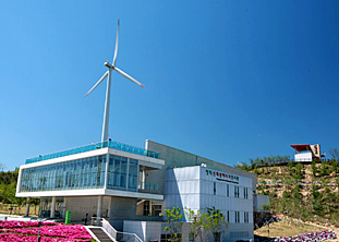 Renewable Energy Exhibition Hall